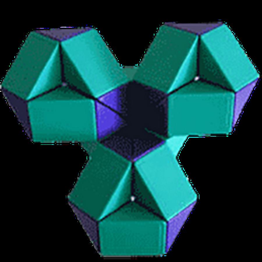 Как сделать из змейки рубика цветок схема