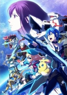 Phantasy Star Online 2 The Animation - Anime Phantasy Star Online 2 The Animation VietSub