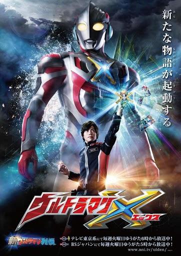 Ultraman X - Siêu Nhân Ultraman X 2015 VietSub