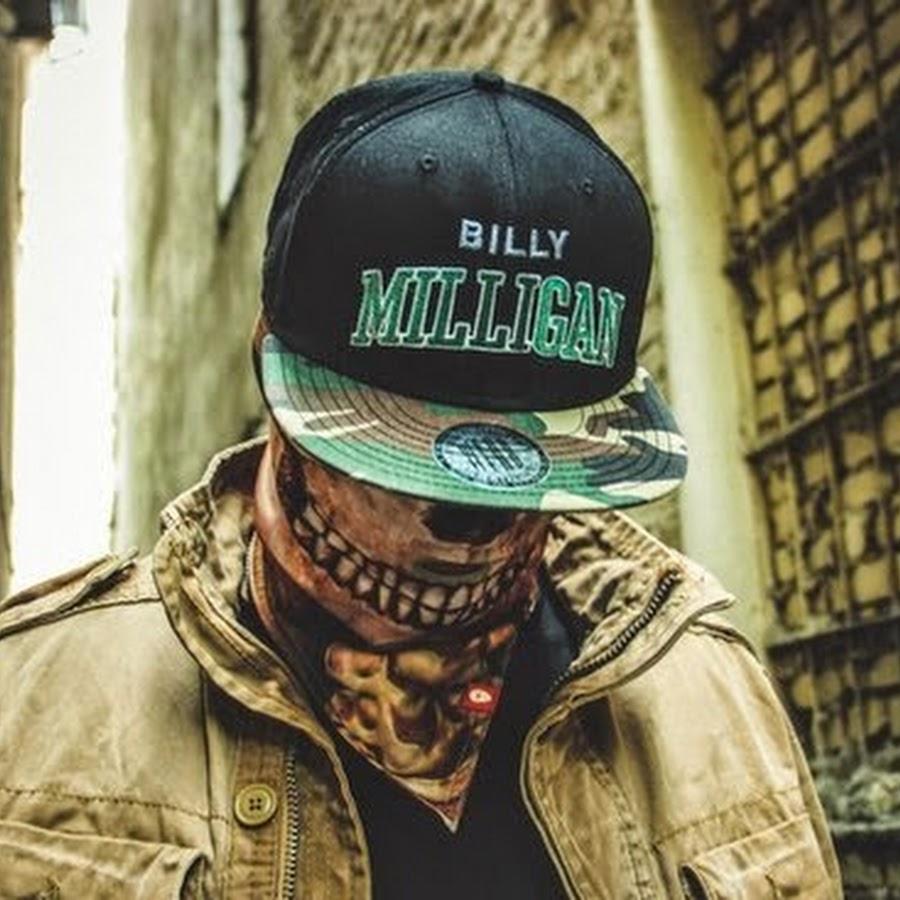 Билли миллиган рэпер тату