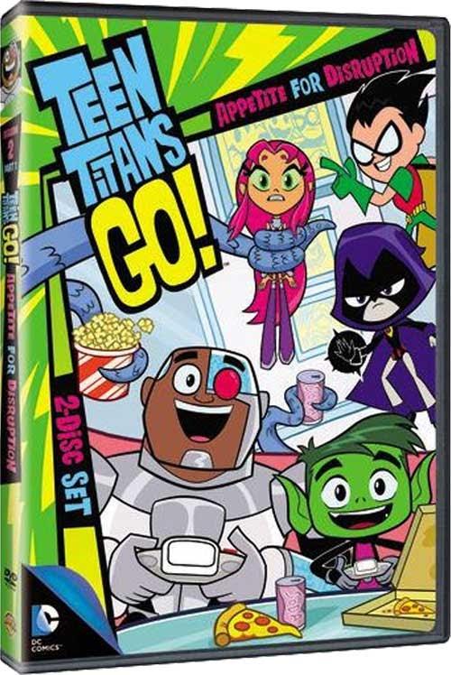 Teen Titans 2 -Biệt Đội Thiếu Niên Titan xuất Kích Phần 2