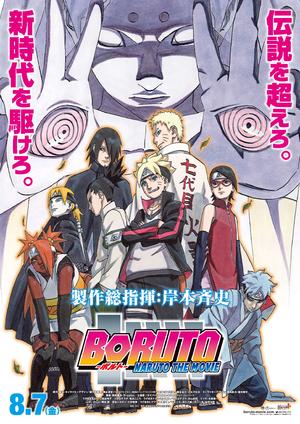 Truyền Nhân Cửu Vỹ Hồ 3 Movie -Boruto -Naruto the Movie