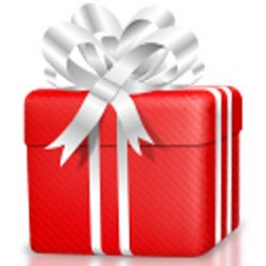 Ютуб подарки лёгкие