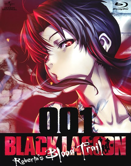 Black Lagoon: Roberta's Blood Trail - Anime Black Lagoon 3 VietSub