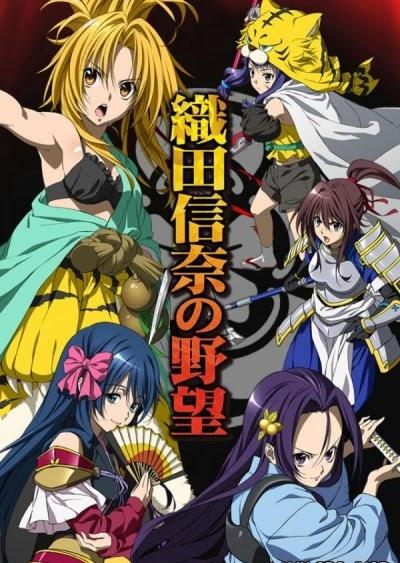 Tham Vọng Của Oda Nobuna - Anime Oda Nobuna No Yabou VietSub