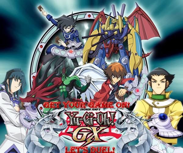 Yu-Gi-Oh! GX - Hoạt Hình Yu Gi Oh GX VietSub