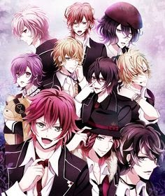 Diabolik Lovers Ss2 - Diabolik Lovers Season 2 VietSub
