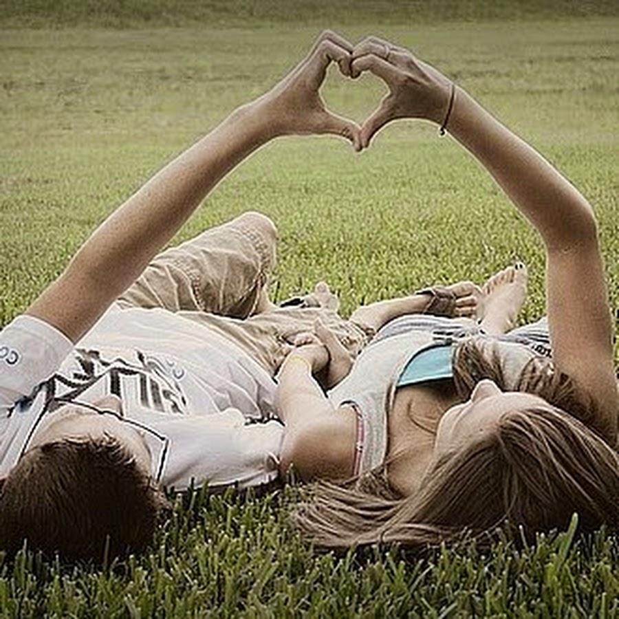 Фото с девушкой с парнем со спины на аву в контакт