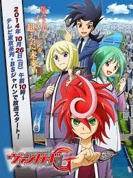 Cardfight!! Vanguard G - Cardfight!! Vanguard: SS2 VietSub