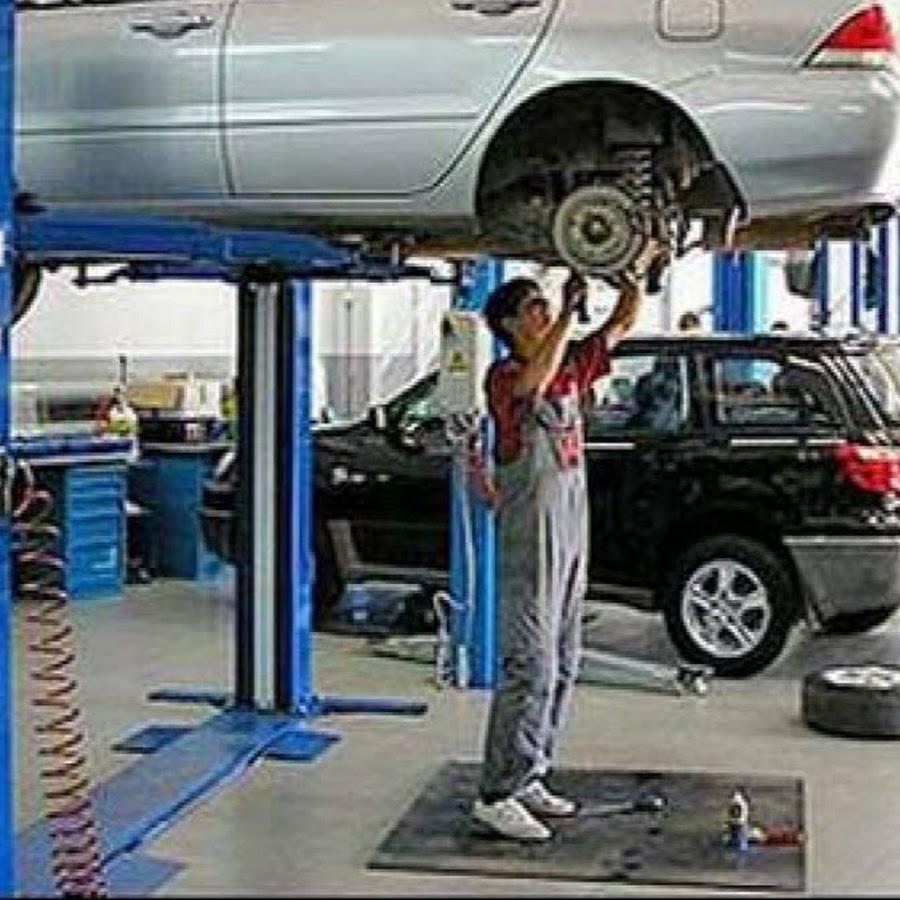 Ютуб ремонт авто своими руками