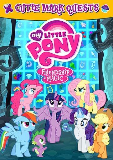 Pony Bé Nhỏ Tình Bạn Diệu Kỳ 5 -My Little Pony Friendship is Magic SS5