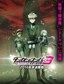 Danganronpa 3: The End of Kibougamine Gakuen Mirai-hen - Anime Danganronpa 3: The End of Kibougamine Gakuen Mirai-hen VietSub