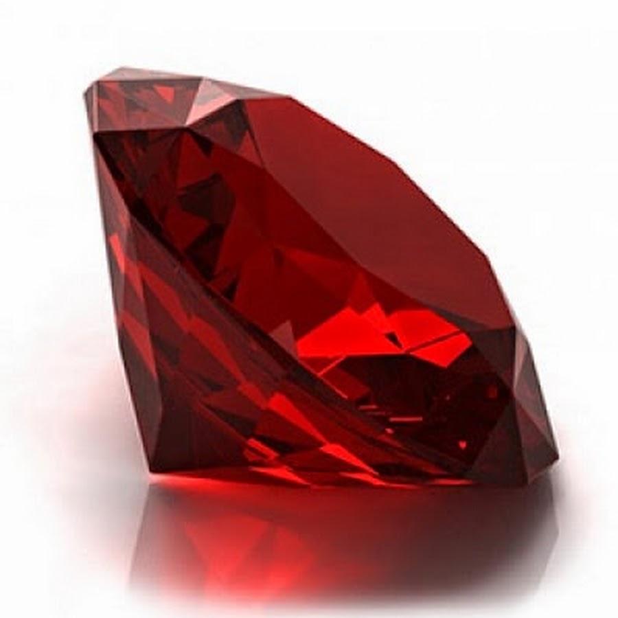 Красные драгоценные камни фото