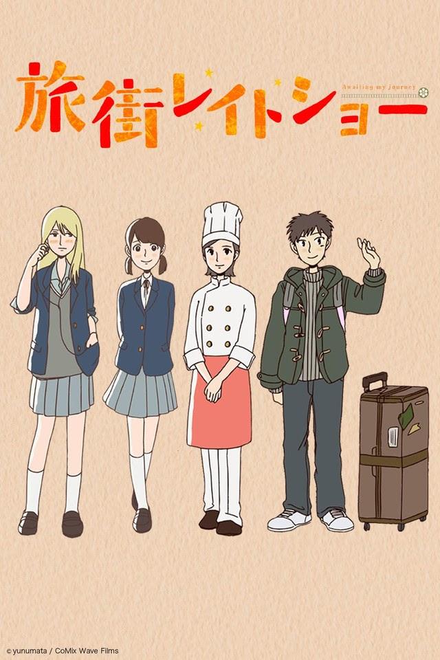 Tabi Machi Late Show - Anime Tabi Machi Late Show VietSub