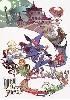 Little Witch Academia - Wakate Animator Ikusei Project, 2012 Young Animator Training Project, Anime Mirai 2012, LWA VietSub