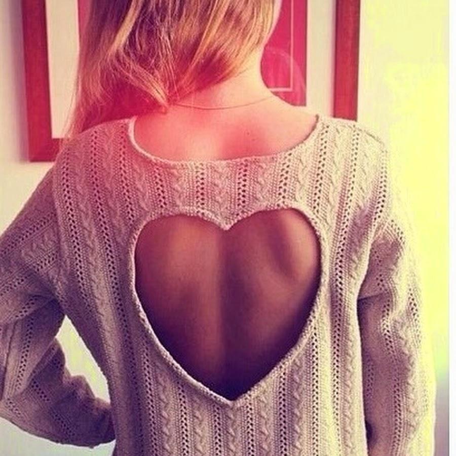 Фото девушек со спины на аву закат