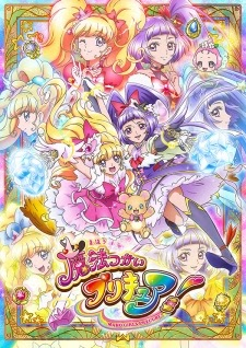 xem anime Mahoutsukai Precure!