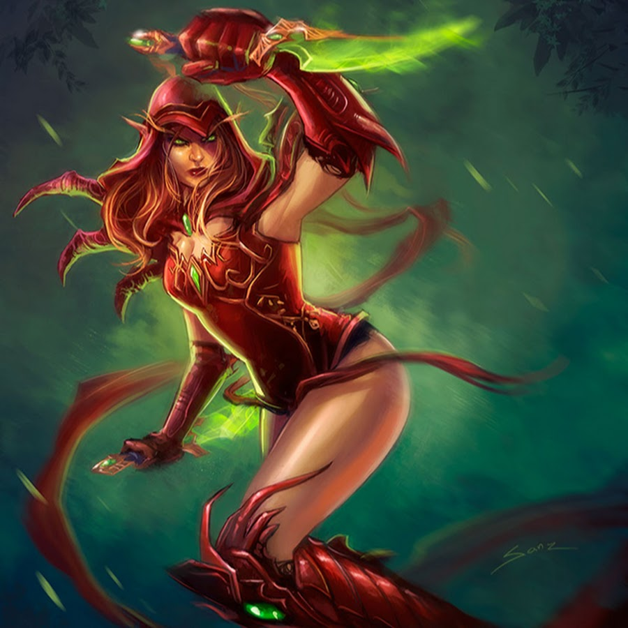 Valeera sanguinar naked porn galleries