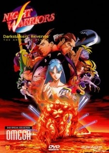 Vampire Hunter - Night Warriors: Darkstalkers' Revenge VietSub