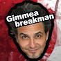 Gimmeabreakman's Socialblade Profile (Youtube)
