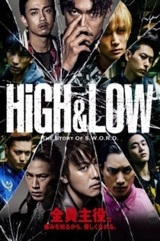 HIGH&LOW〜THE STORY OF S.W.O.R.D.〜 - VietSub