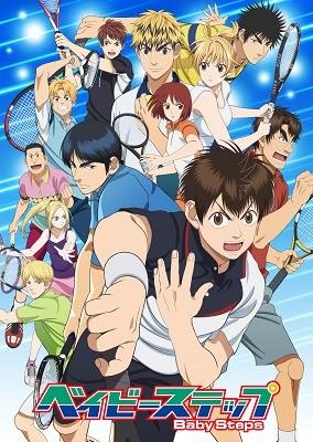 Baby Steps -Ông Hoàng Tennis - Anime Baby Steps VietSub