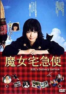 Phù Thủy Kiki Live Action - Majo no Takkyubin Live action VietSub