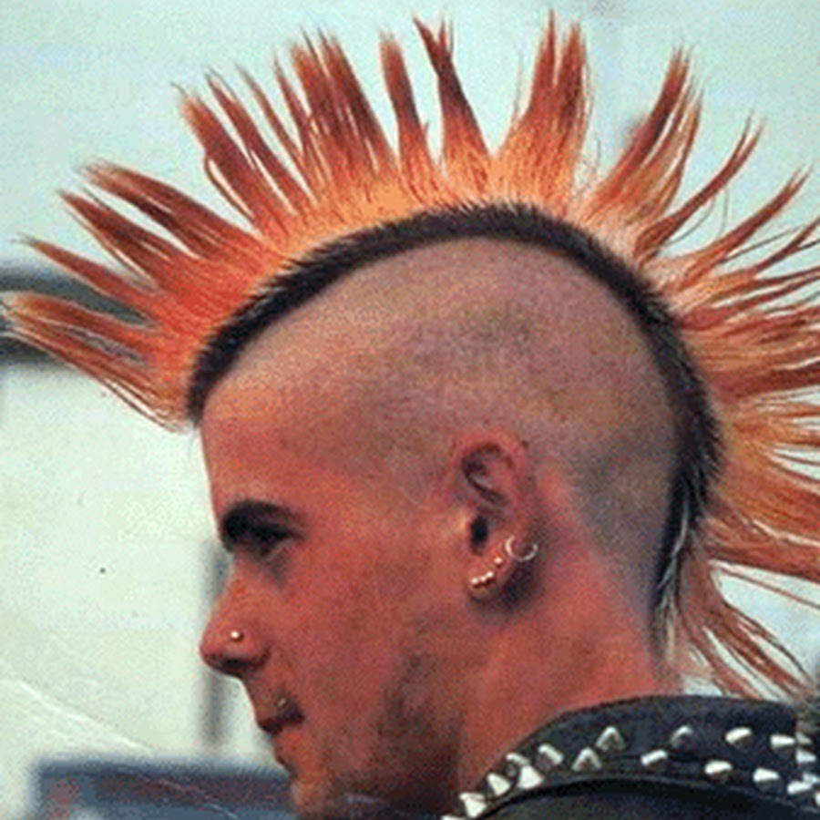 Punk rock haircuts for guys