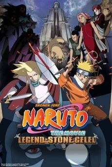 Naruto Huyền thoại đá Gelel - Naruto Movie 2: Legend of the Stone of Gelel VietSub