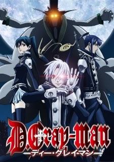 D Gray Man - Anime DGray Man VietSub