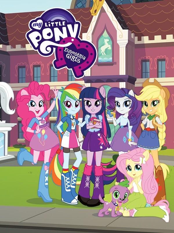 Những Cô Gái Equestria - My Little Pony: Equestria Girls VietSub