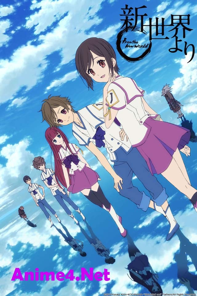 Shinsekai yori - Anime From the New World VietSub