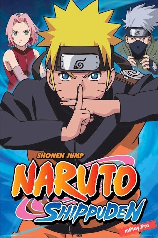 Xem Anime Naruto Shippuuden - Naruto Shippuuden Phần 2 VietSub