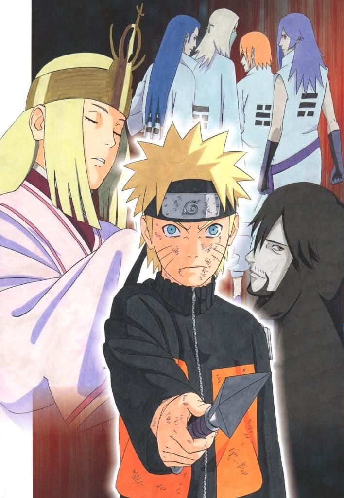 Naruto Shippuuden Movie 1 - Naruto: Cái Chết Tiên Đoán -Naruto Hurricane Chronicles VietSub