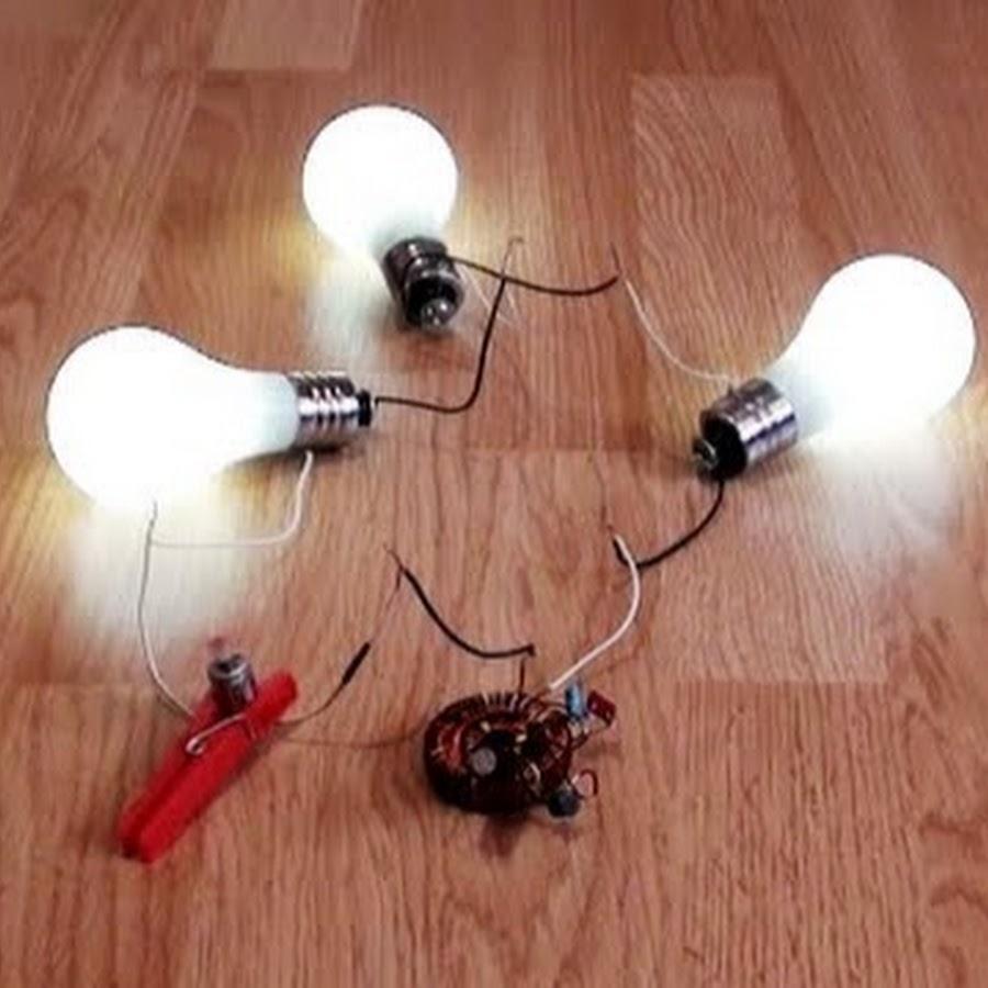Электричество из земли в домашних условиях