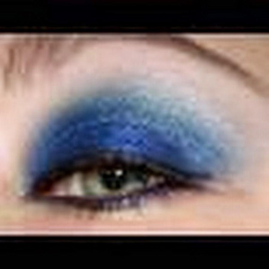 Как сделать на синие глаза
