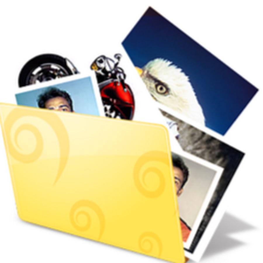 Как сделать иконки для папок с картинками