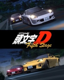 Xem Anime Initial D Fifth Stage- Vua Tốc Độ Phần 4 - Anime Initial D Fifth Stage VietSub