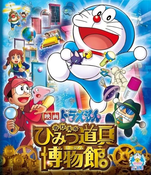 Doremon Nobita và viện bảo tàng bảo bối bí mật - Doraemon: Nobita's Secret Gadget Museum Thuyết Minh