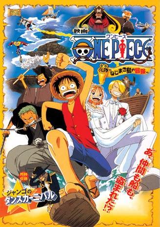 One Piece Movie 1 -Đảo Châu Báu - One Piece (2000) VietSub