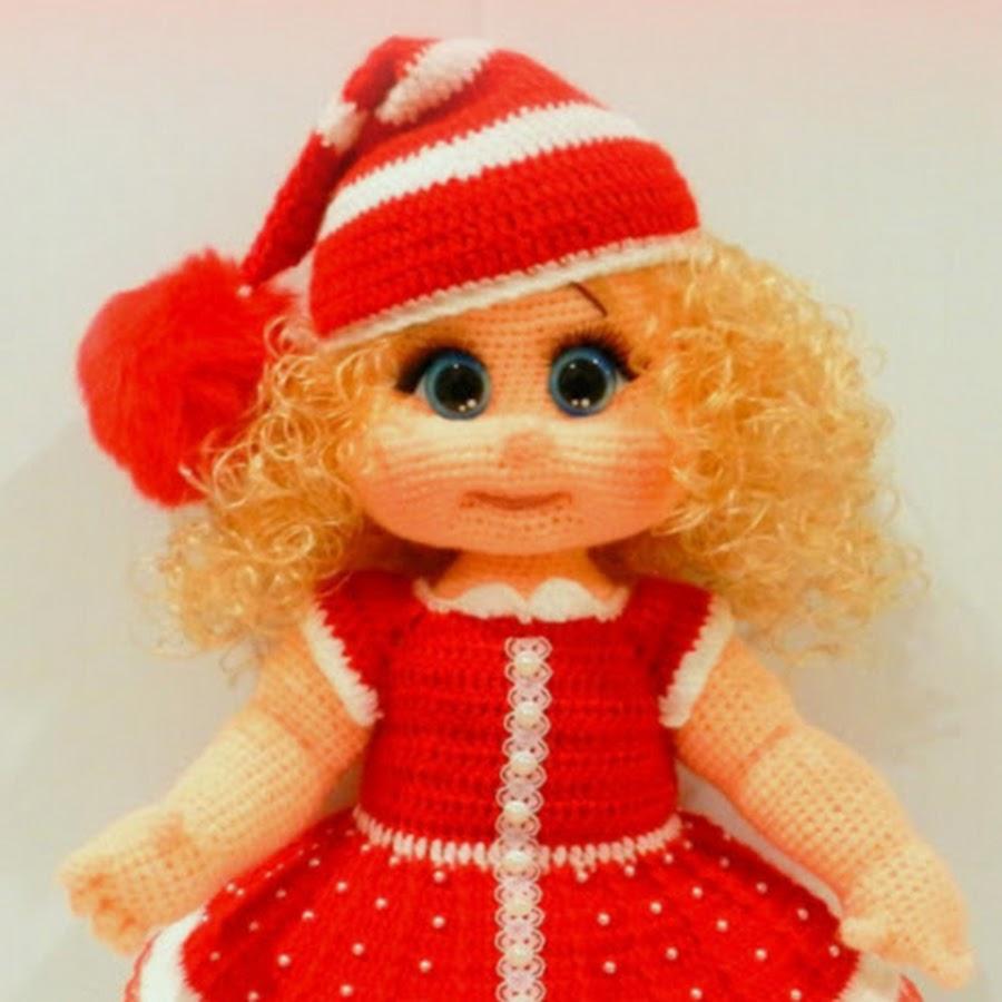 Вязание кукол ткачева