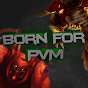 Bornforpvm's Socialblade Profile (Youtube)
