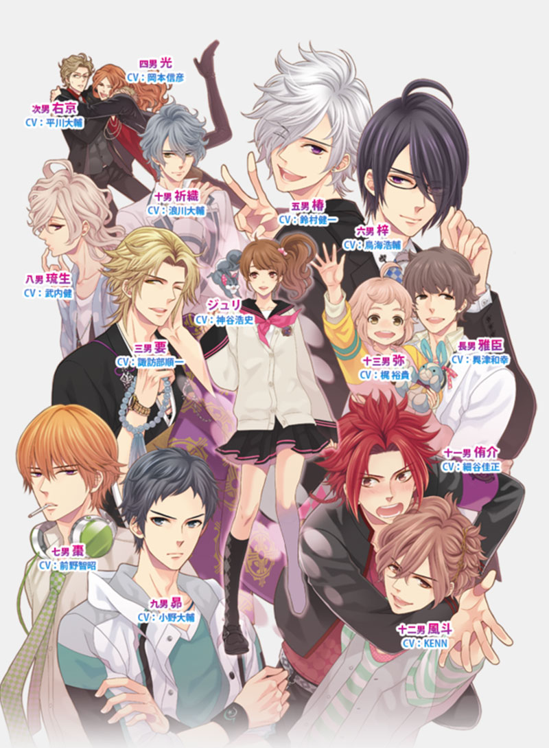Brothers Conflict - Brothers Conflict VietSub