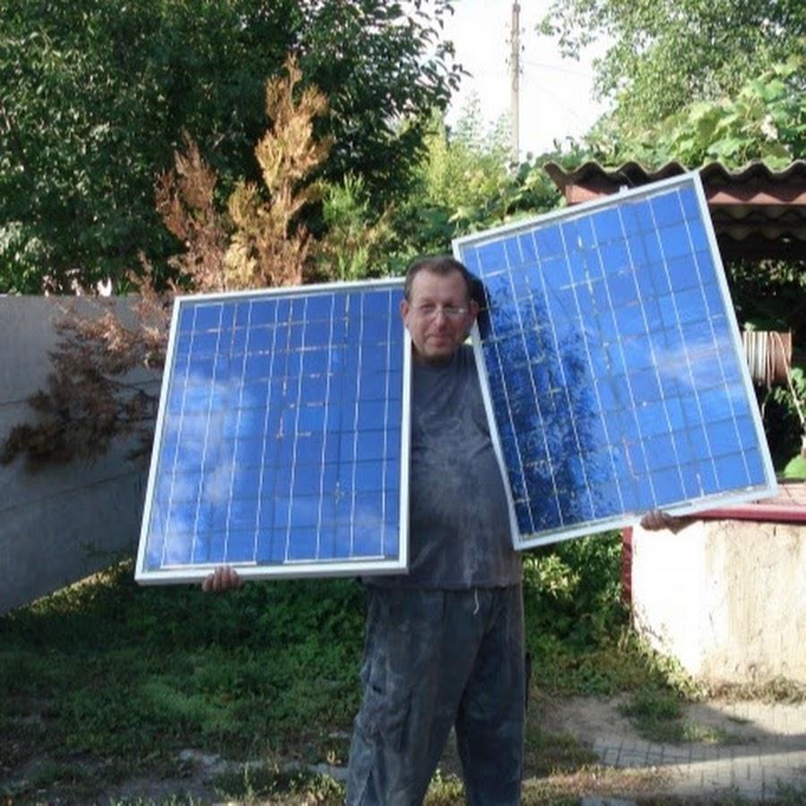Ютуб солнечная батарея своими руками 279