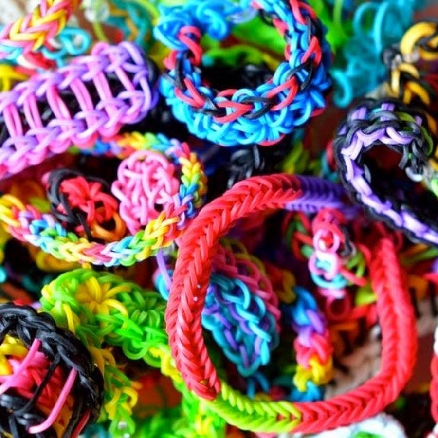 Фото плетения из резинок