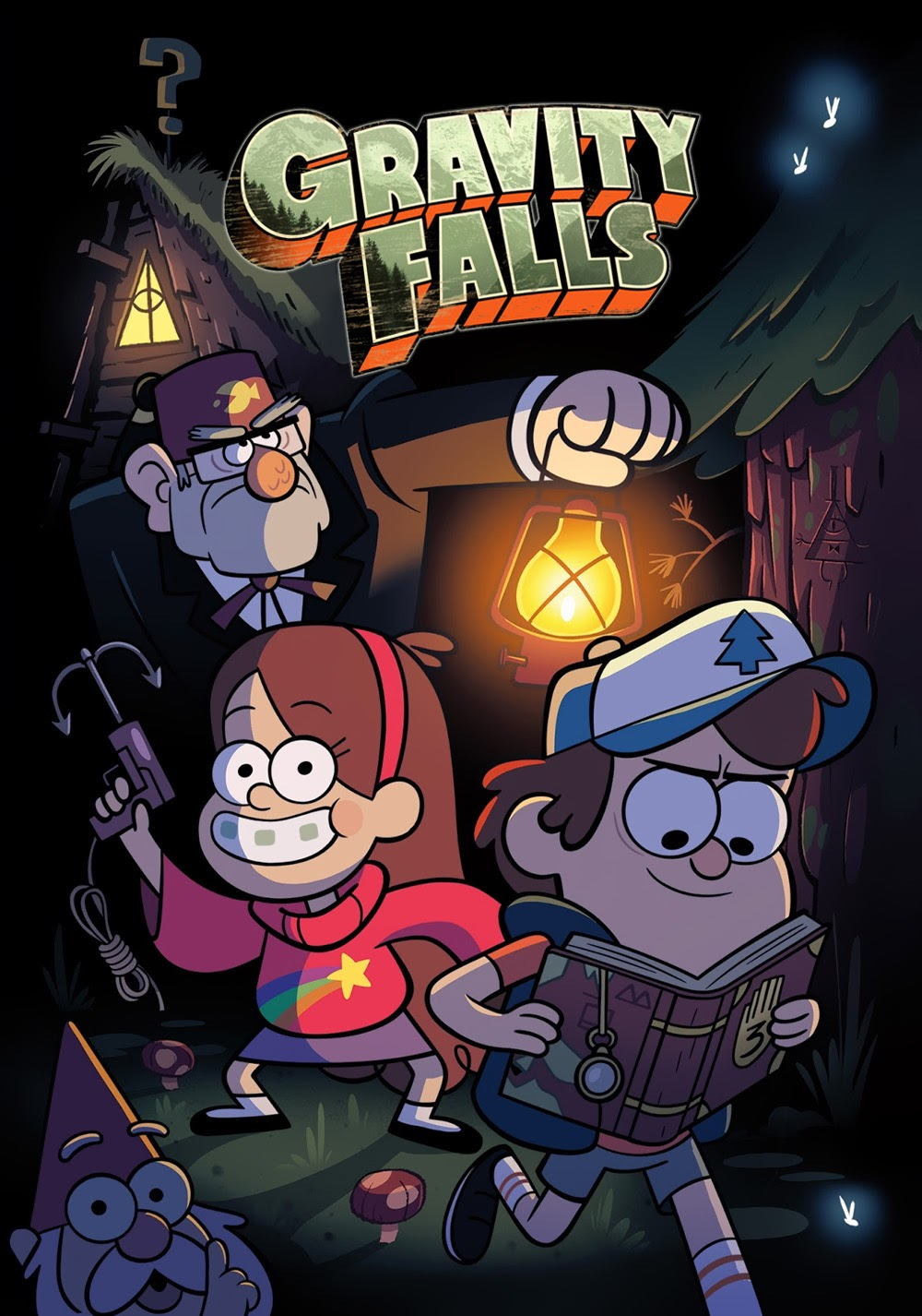 Gravity Falls Season 2 -Thị trấn bí ẩn Phần 2 - Gravity Falls Season 2 VietSub