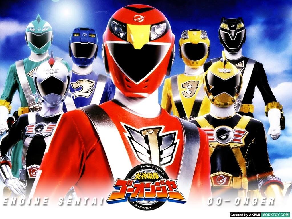 Siêu Nhân Cơ Động - Siêu Nhân Engine Sentai Go-onger VietSub