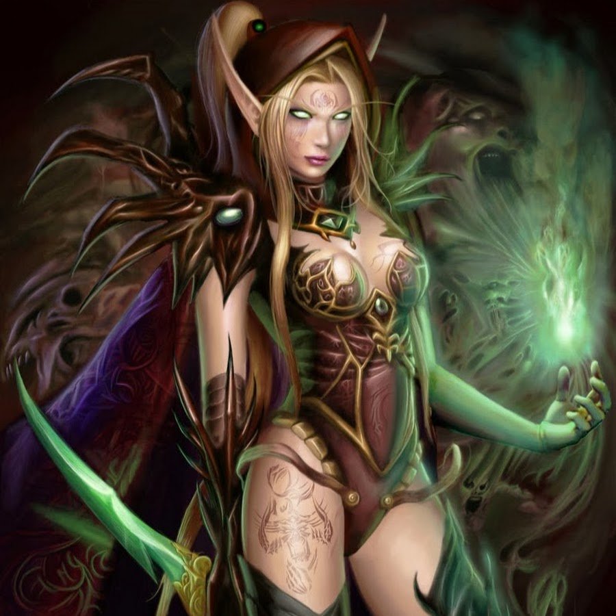 Blood elf babes girl pic porno movies