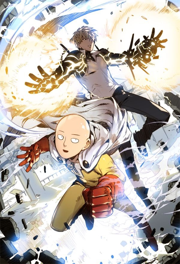 One Punch Man Road to Hero - One Punch Man OVA - Road to Hero VietSub