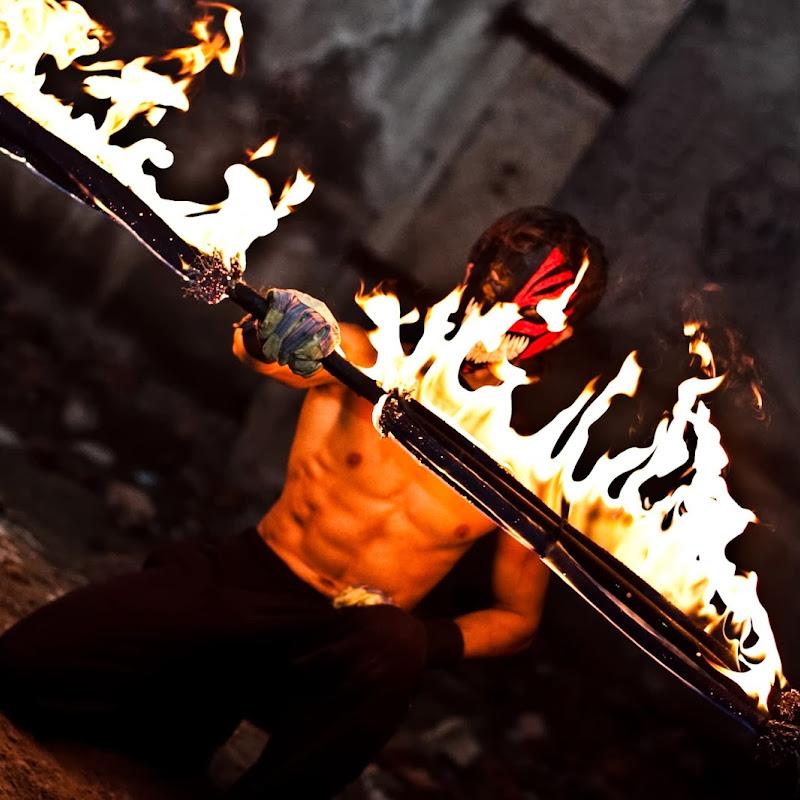 Огненный меч как сделать для фаершоу 215